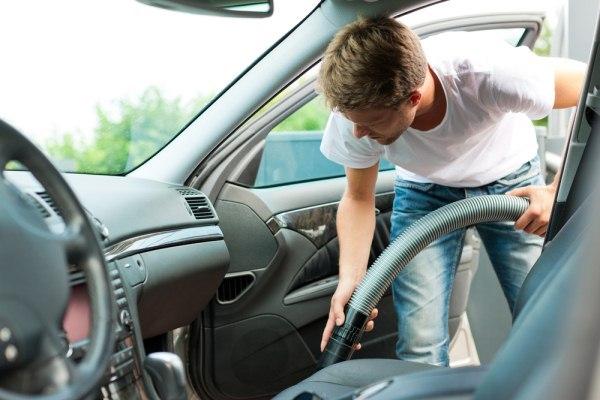 Keep new car smell